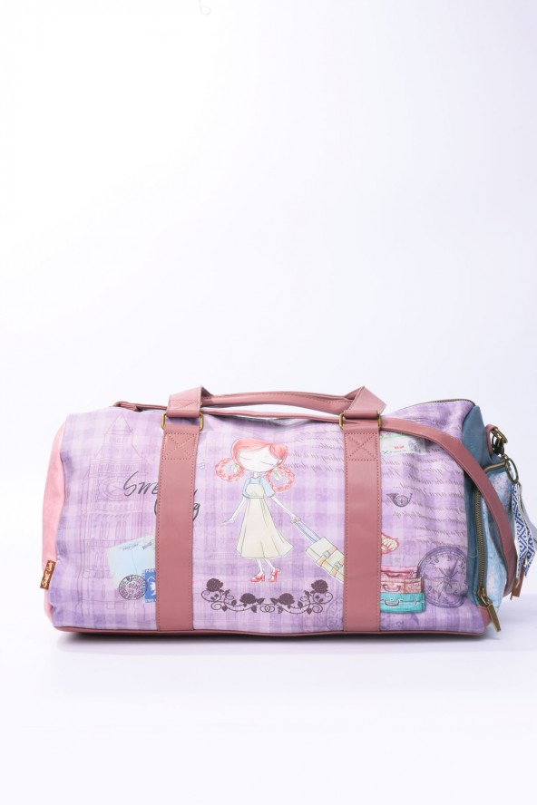 Sac polochon Sweet & Candy - C