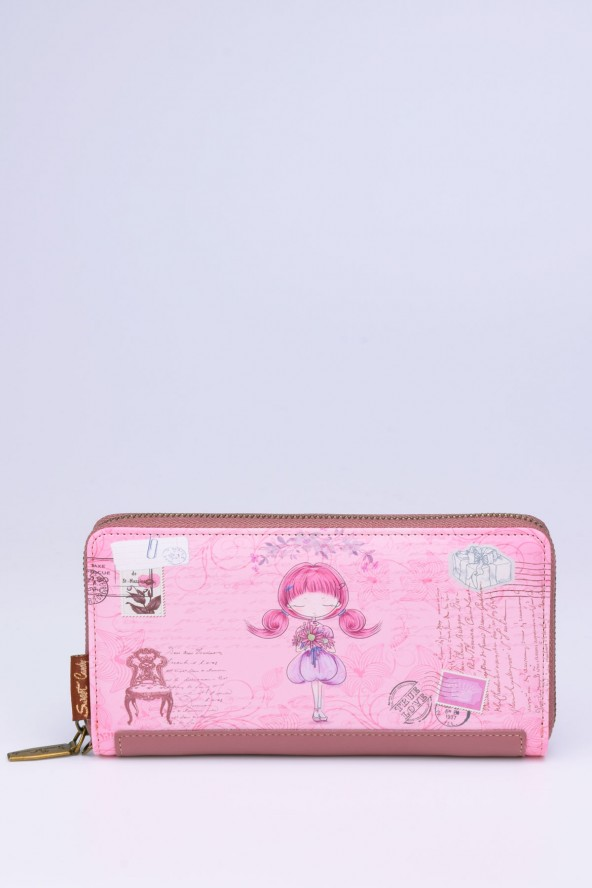 Portefeuille Sweet & Candy - A
