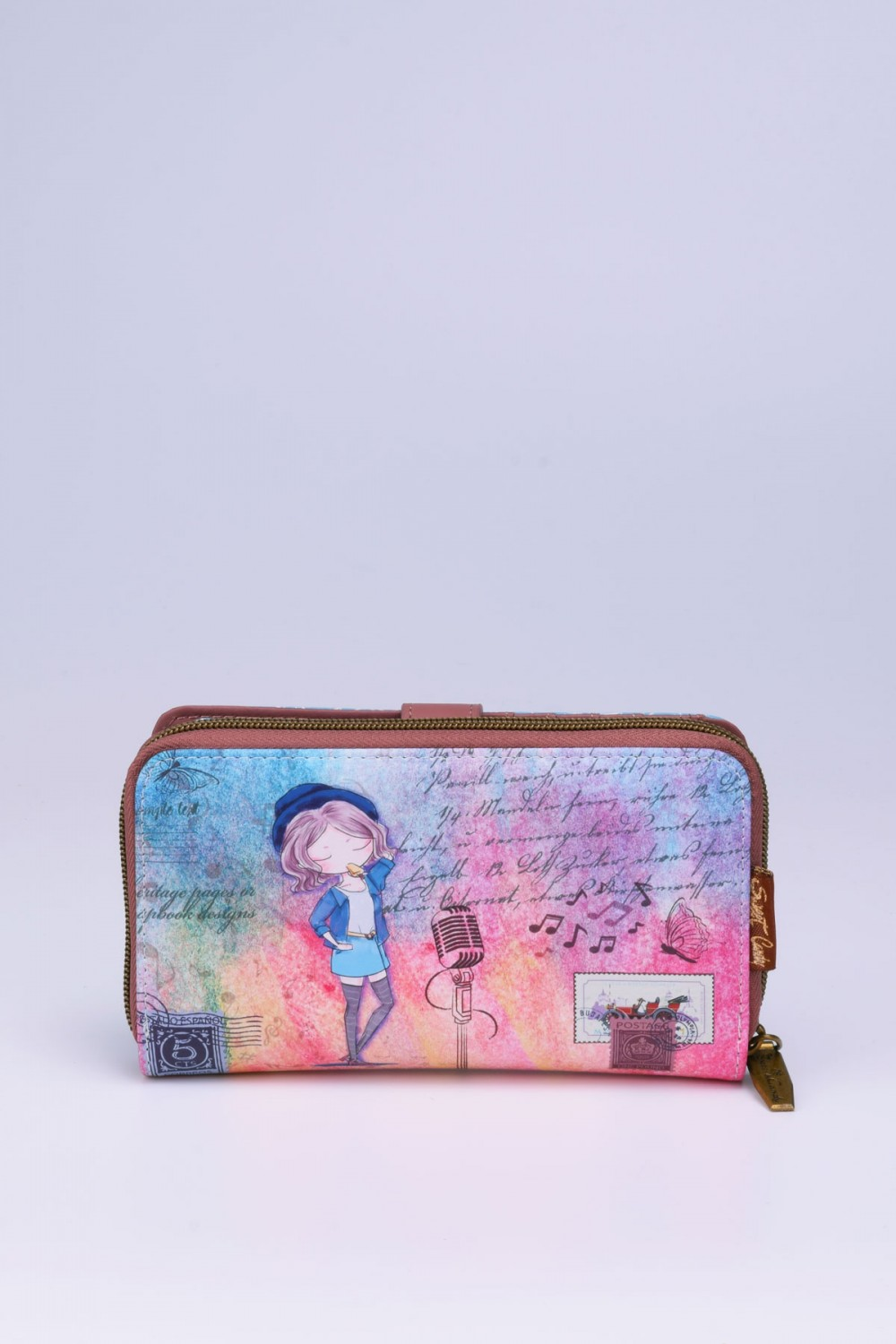 Portefeuille Sweet & Candy - D